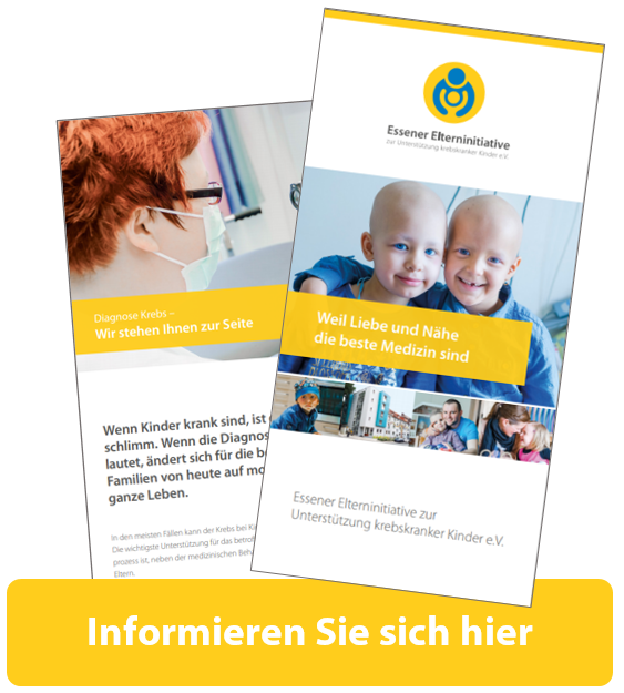 Info-Flyer Essener Elterninitiative